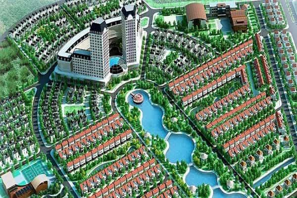Khu Đô Thị Vườn Cam